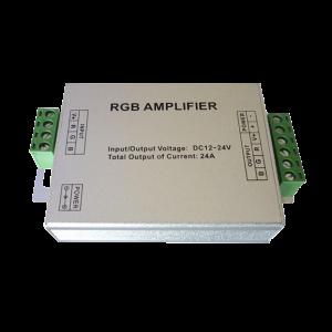 Усилитель RGB,24А, AMP-RGB-24A