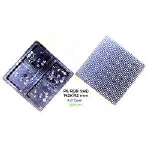 Модуль RGB P6 SMD IP66