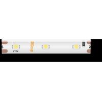 Лента светодиодная стандарт 3528, 60 LED/м, 4,8 Вт/м, 12В , IP65, Цвет: Красный