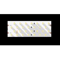 Лента светодиодная ПРО 2835, 280 LED/м, 26 Вт/м, 24В , IP20, Цвет: Теплый белый