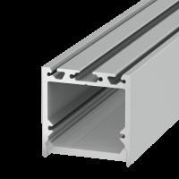 Подвесной/накладной алюминиевый профиль LS.3535