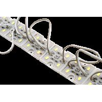 Модуль светодиодый SWG , 4LED, 1Вт, 12В, IP65, Цвет: 6000-6500 К Холодный белый, провод 9см