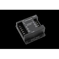 Усилитель RGB,24А,Черный, AMP-RGB-24A-Bl