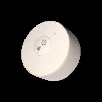 Мини радио пульт DESK-MINI-W на 1 зону с возможностью диммирования. белый