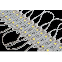 Модуль светодиодый SWG , 2LED, 0,48Вт, 12В, IP65, Цвет: 6000-6500 К Холодный белый, провод 15см