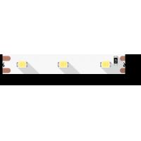 Лента светодиодная эконом 2835, 60 LED/м, 4,8 Вт/м, 12В , IP20, Цвет: Теплый белый