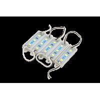 Модуль светодиодый SWG , 3LED, 0,52Вт, 12В, IP65, Цвет: 6500-7000К Холодный белый, провод 6см